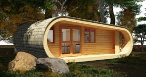 Casa cu design Eco