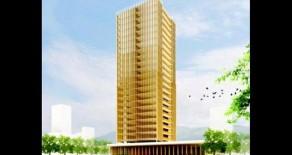Zgârie-norii din lemn, viitorul construcţiilor urbane?