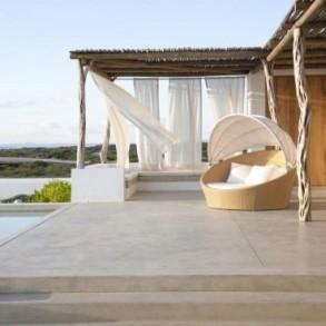 Casa de vacanta cu accente mediteraneene