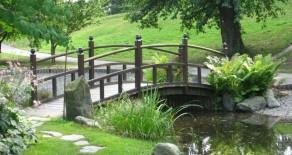 Elemente Feng Shui pentru gradina