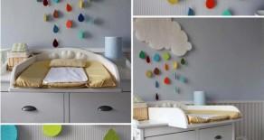 Idei decorative pentru camera copilului