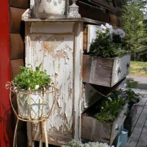 Decorațiuni inedite din obiecte reciclate