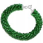 bratara_argint_sticla_boemia-verde