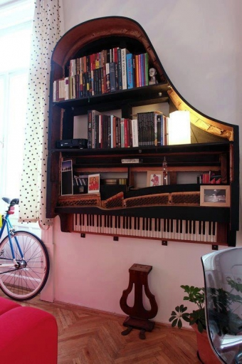 Lucruri care pot deveni piese mobilier