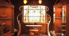 Amenajari in stil Art Nouveau