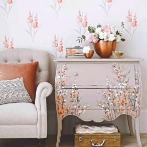 Personalizarea decorului – mobilierul pictat